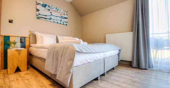 Apartament - Trelleborg (mit Hochbett)