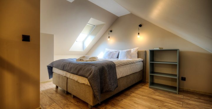 Apartament - Trelleborg (z antresolą)